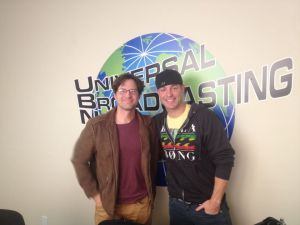 Tim Guinee and Jeff Schroeder